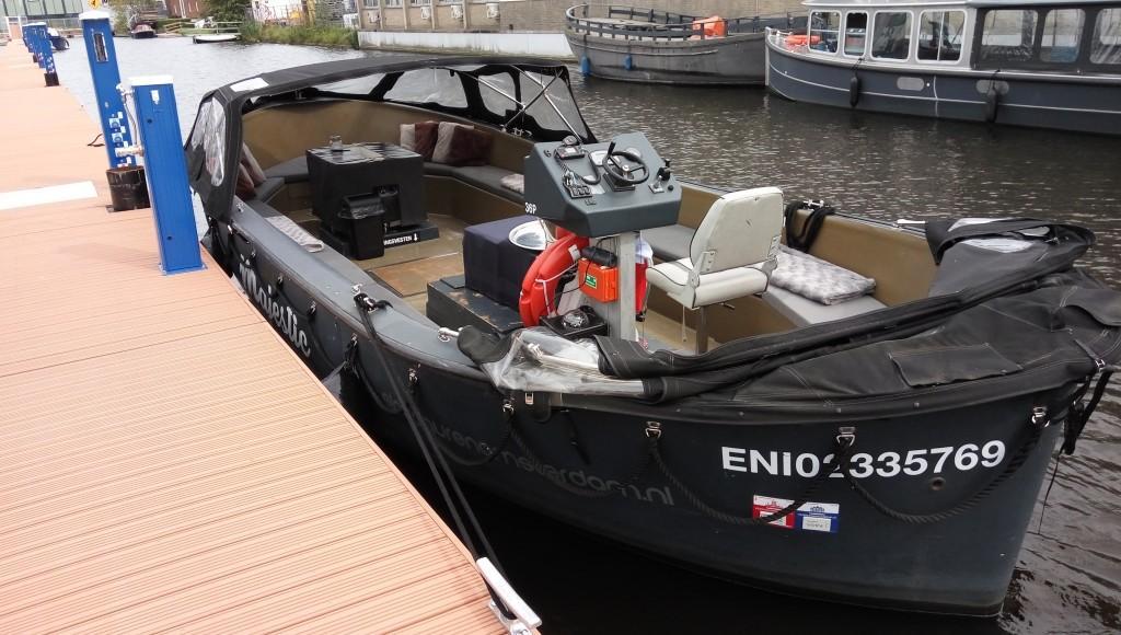 Sloephurenamsterdam in e-harbour