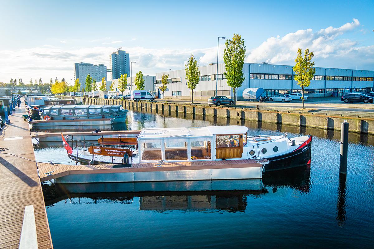 liggeld amsterdam voor je boot